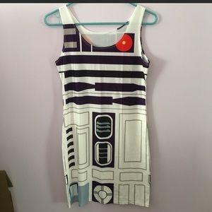 Dresses & Skirts - R2D2 Bodycon Dress